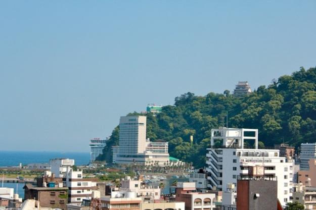 View of Atami.