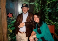 Me with Steven Spielberg!