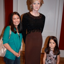 Mia and I with Princess Diana!
