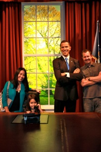 Our family with President Obama!