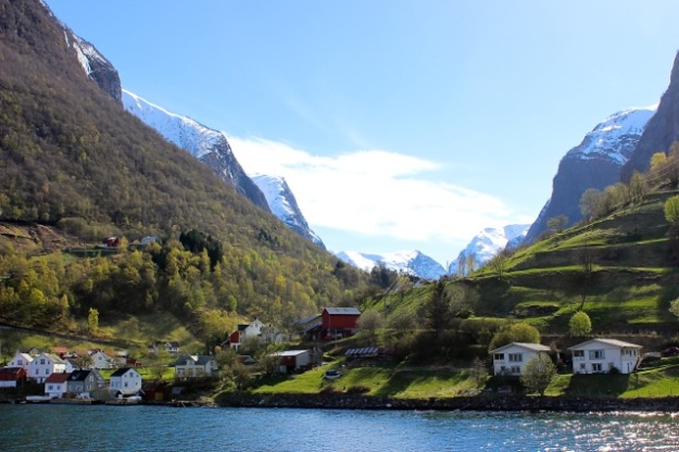 Last shot of the charming Undredal Village.  Anyone else want to move here?  :)
