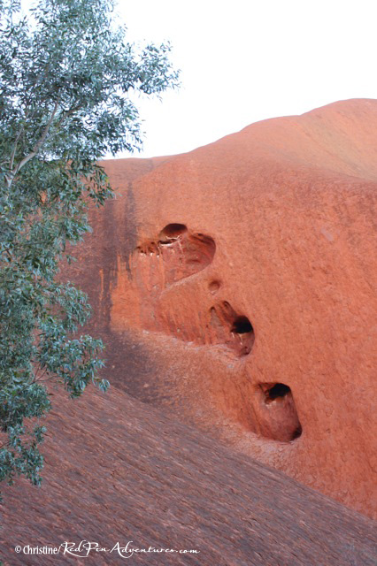 Ayers Rock Heart