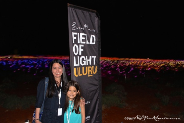 Field of Light Entrance